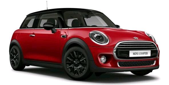 Picture of Mini Cooper Automatic Driving school